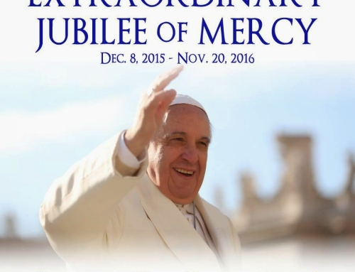 2016 First Step Programs During the Holy Year, the Jubilee of Mercy