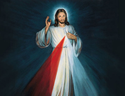 Peace on this Divine Mercy Sunday