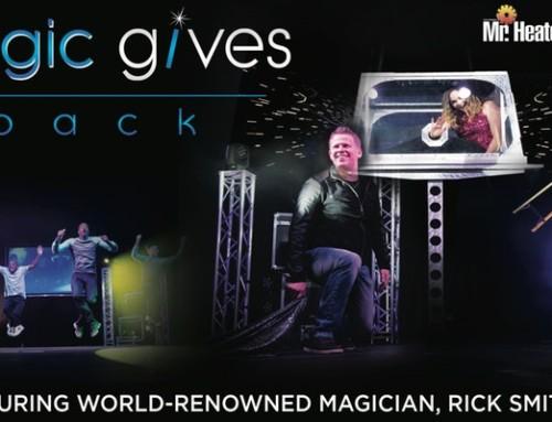 Magic Gives Back