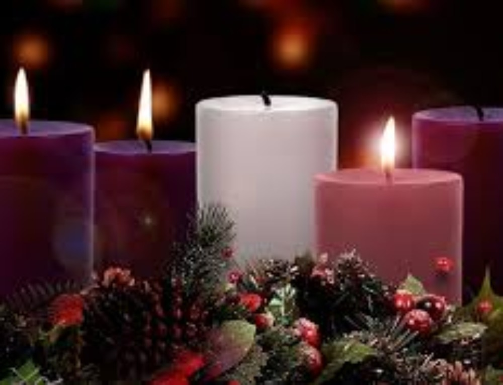 """""""May These Advent Days Be Filled With God's Peace"""""""
