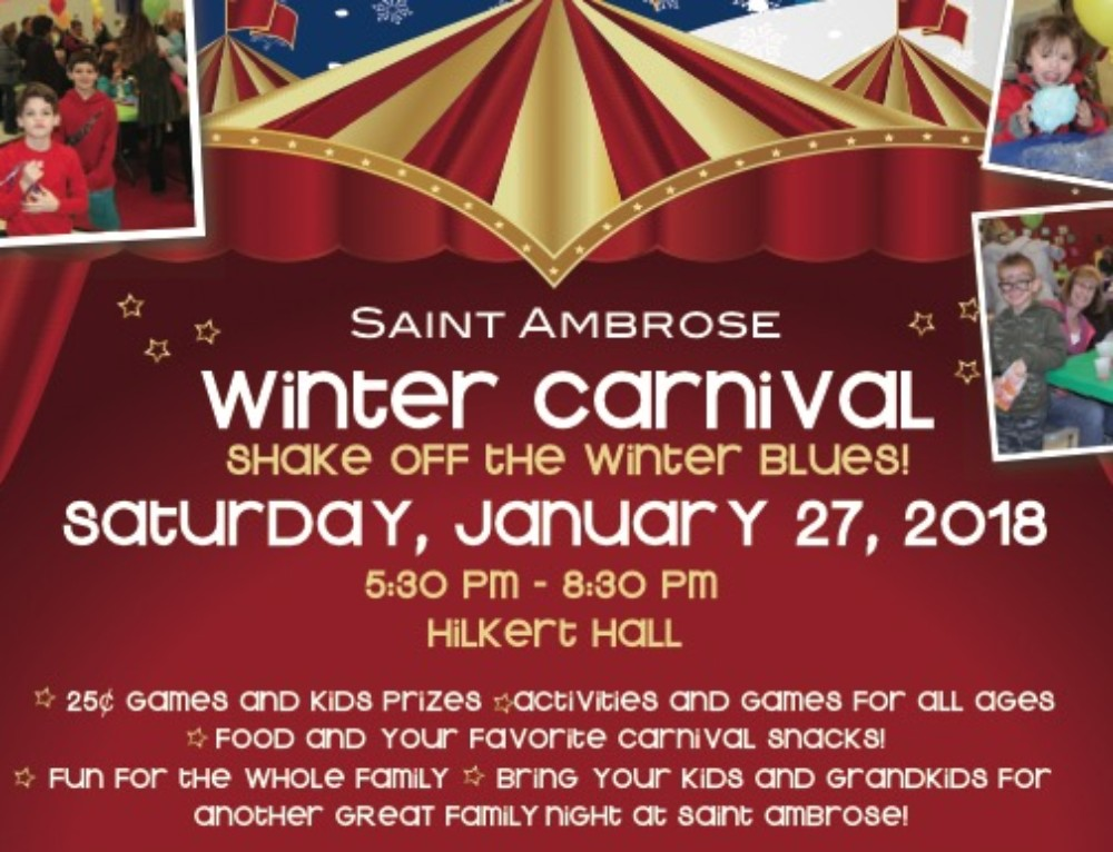 Winter Carnival: January 27