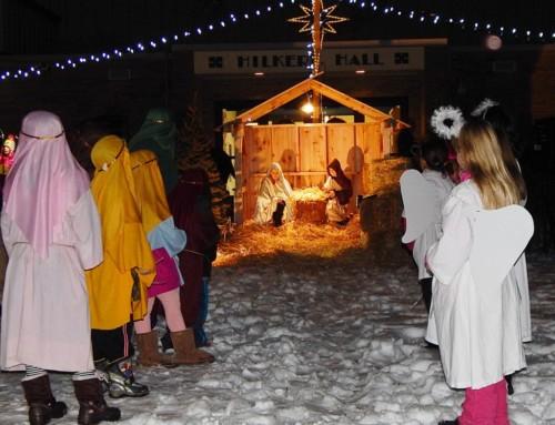 Living Nativity: December 16