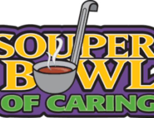 Souper Bowl of Caring: February 2-3