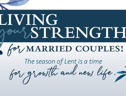 Living Your Strengths for Married Couples: March 24 and 31