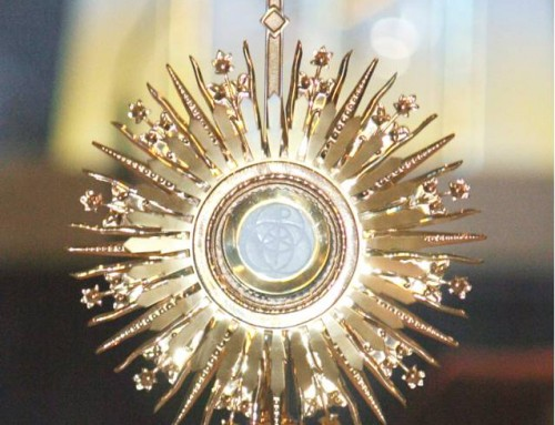 Adoration Ministry Team: August 25