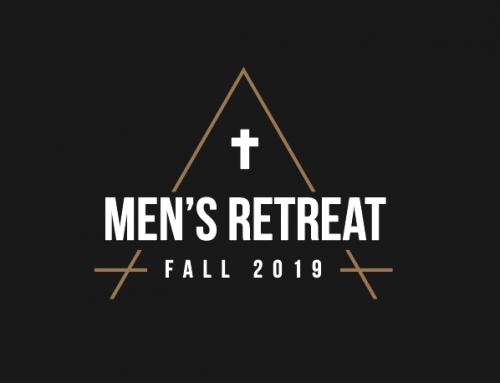 Men's Fall Retreat: September 14-15