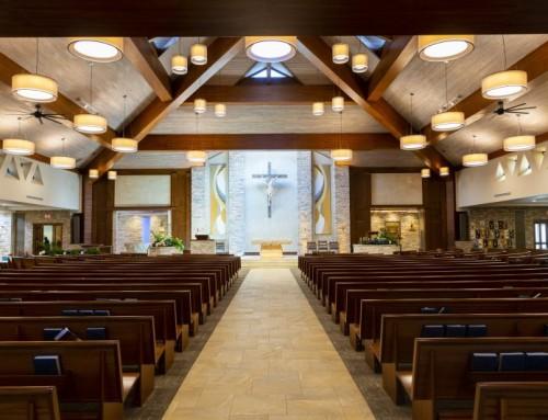 Dedication Mass: September 8