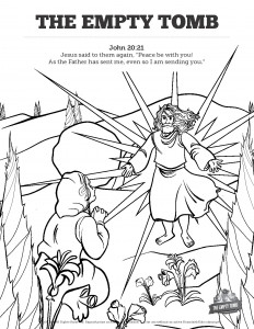 Preschool Sunday School Coloring Pages Cross Page Tag Phenomenal ... | 300x232